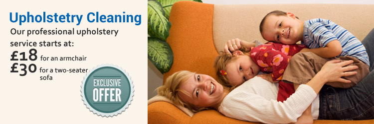 Promo Upholstery Cleaning